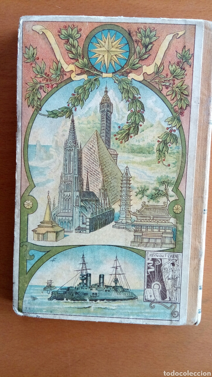 Libros antiguos: Geografía para niños. - Foto 3 - 120498887