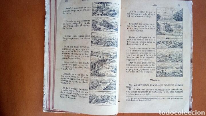 Libros antiguos: Geografía para niños. - Foto 5 - 120498887