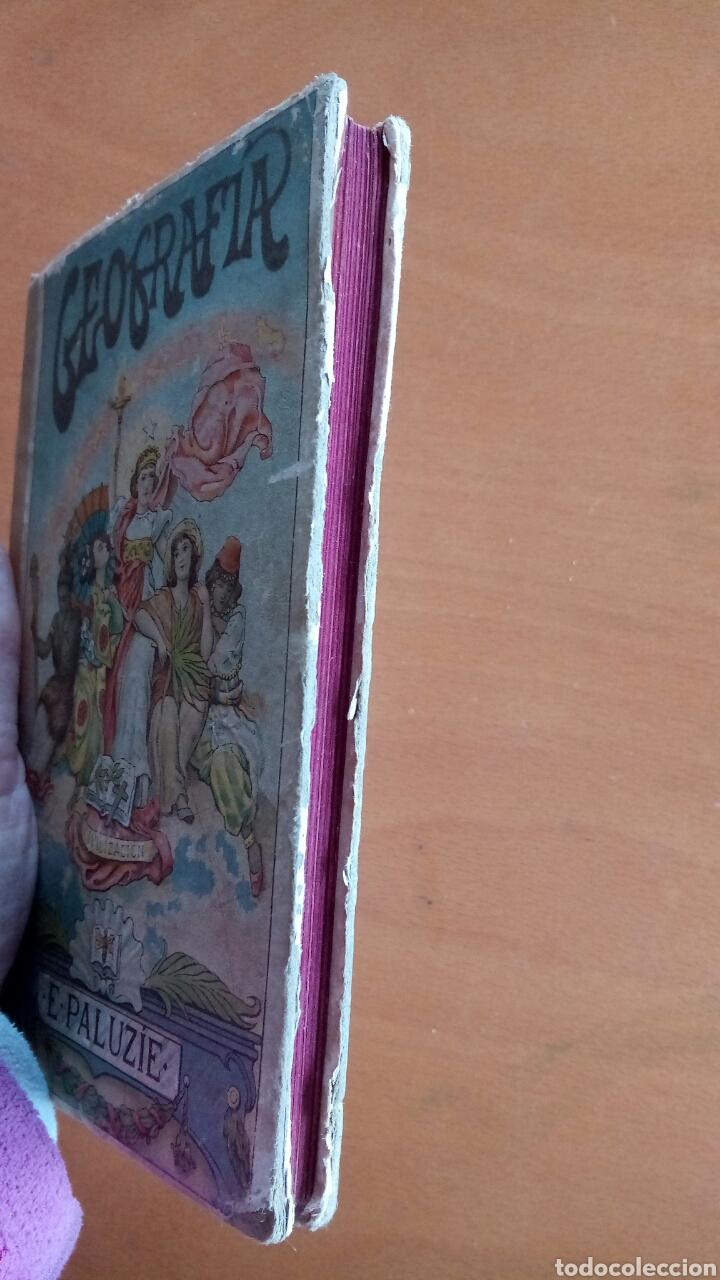 Libros antiguos: Geografía para niños. - Foto 6 - 120498887