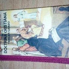 Libros antiguos: CATECISMO DE LA DOCTRINA CRISTIANA. Lote 120952003