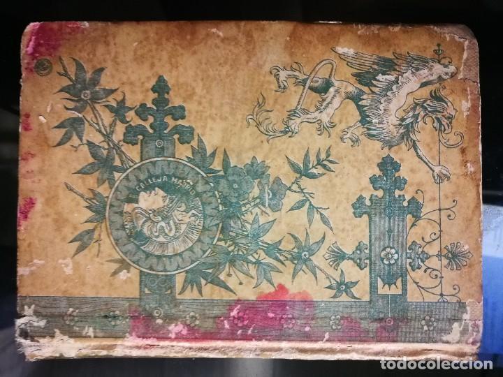 Libros antiguos: Librito escolar- El Gráfico- Saturnino Calleja- año 1876 - Foto 3 - 121069039