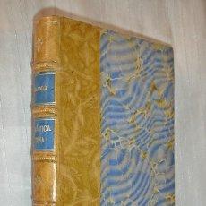 Libros antiguos: GRAMATICA LATINA PALENCIA AÑO 1907. Lote 122247487