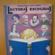 Libros antiguos: ANTIGUO LIBRO DE COLEGIO. Lote 122913359