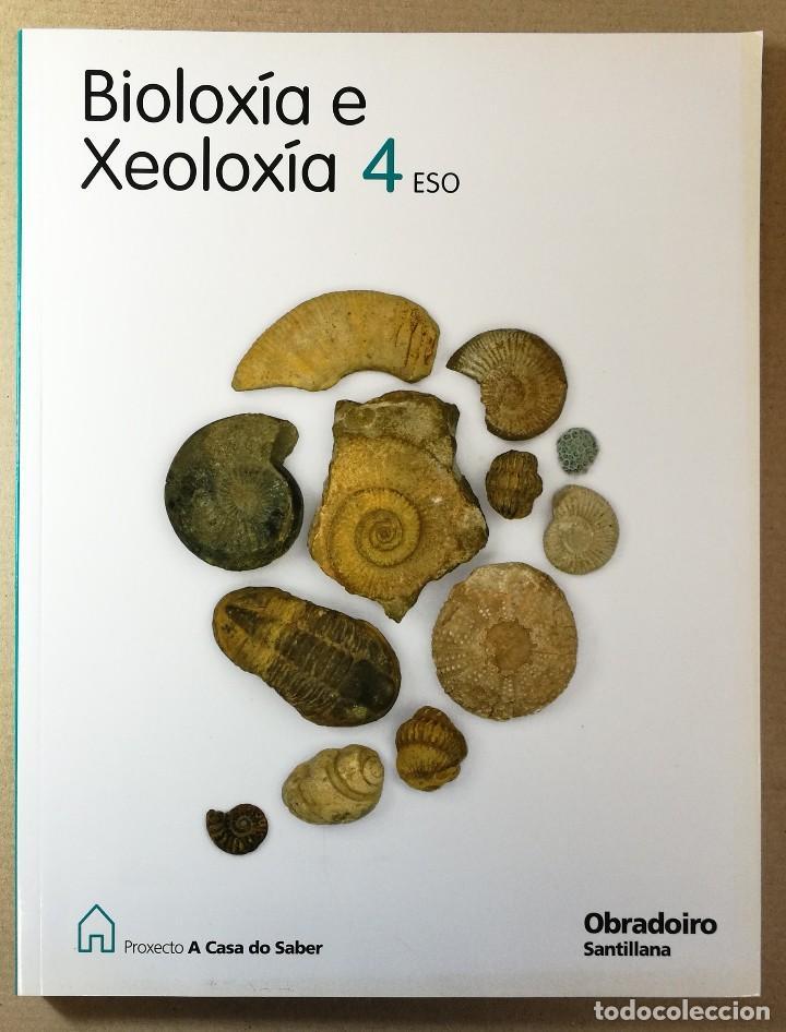libro texto 4 cuarto eso bioloxia e xeoloxia ga - Comprar Libros ...