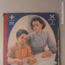 Libros antiguos: LIBRO ESCOLAR CALCULO MODERNO ED. LUIS VIVES. Lote 124957099