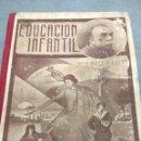 Libros antiguos: EDUCACIÓN INFANTIL -- JOSÉ PAGÉS Y COSTA -- IMPRENTA DE ANTONIO MARZO (MADRID) -- 1915. Lote 125023339