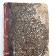Libros antiguos: LECCIONES DE RETÓRICA Y POÉTICA - DON JOAQUÍN DELAGO Y DAVID - JAEN AÑO DE 1867. Lote 125139395