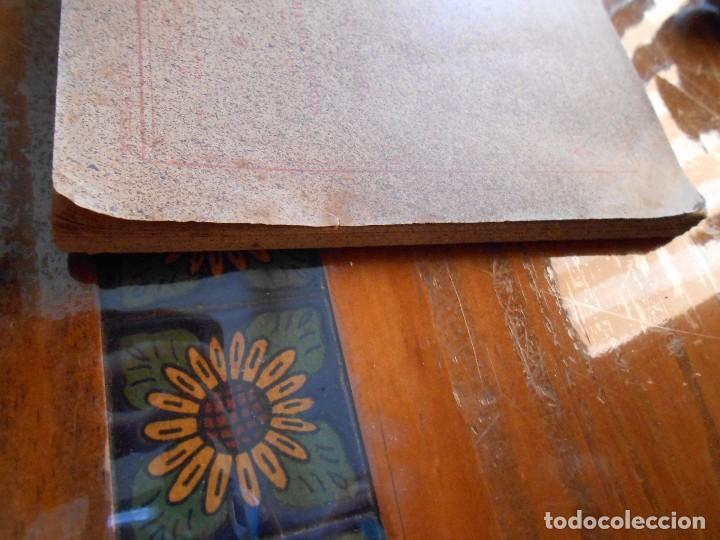 Libros antiguos: APUNTES DE INSTRUCCIÓN PRIMARIA MILITAR. - Foto 4 - 125328339