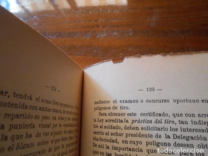 Libros antiguos: APUNTES DE INSTRUCCIÓN PRIMARIA MILITAR. - Foto 11 - 125328339