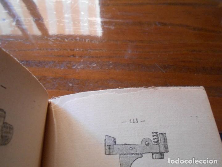 Libros antiguos: APUNTES DE INSTRUCCIÓN PRIMARIA MILITAR. - Foto 13 - 125328339