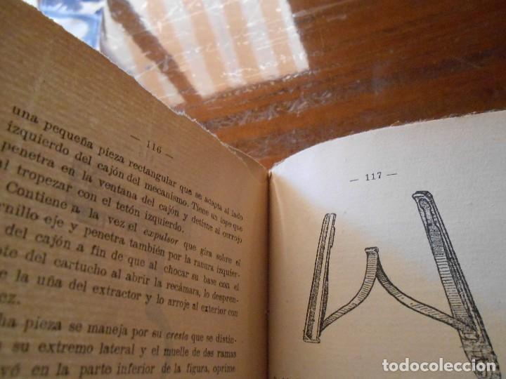 Libros antiguos: APUNTES DE INSTRUCCIÓN PRIMARIA MILITAR. - Foto 14 - 125328339