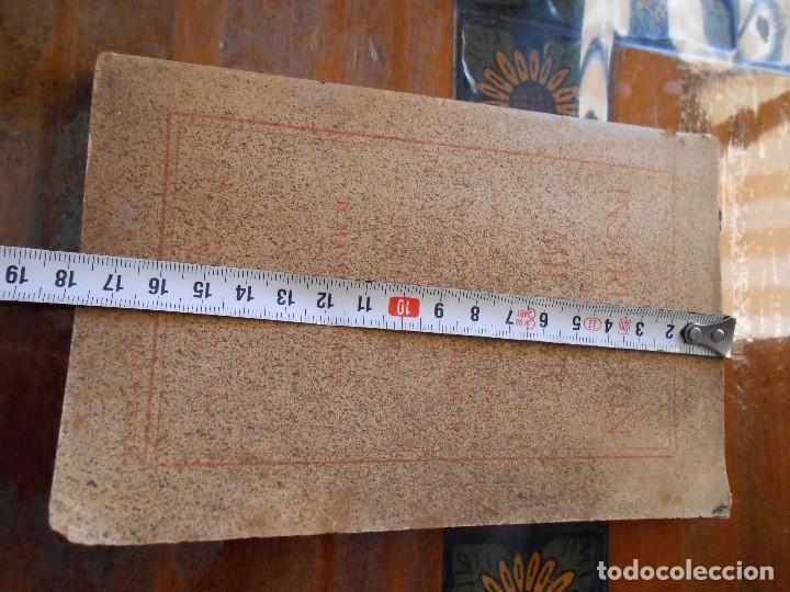 Libros antiguos: APUNTES DE INSTRUCCIÓN PRIMARIA MILITAR. - Foto 16 - 125328339
