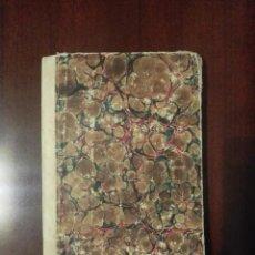 Libros antiguos: PRIMERAS NOCIONES DE CRONOLOGÍA Y DE HISTORIA, JOSÉ SEGUNDO FLOREZ, 1848. LIBRO ESCUELA XIX RARO. Lote 125350571