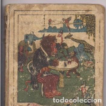 FÁBULAS DE SAMANIEGO. SATURNINO CALLEJA (Libros Antiguos, Raros y Curiosos - Libros de Texto y Escuela)