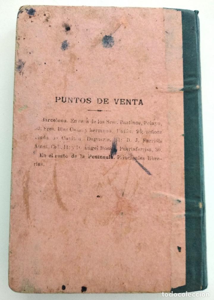 Libros antiguos: LIBRO DE LECTURA PARA NIÑOS - E. GONZÁLEZ Y SIRVENT - BARCELONA 1891 - Foto 3 - 126364163