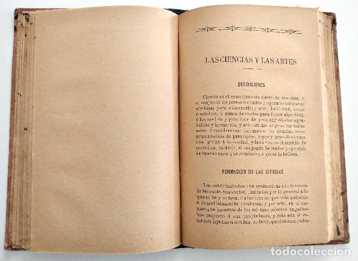 Libros antiguos: LIBRO DE LECTURA PARA NIÑOS - E. GONZÁLEZ Y SIRVENT - BARCELONA 1891 - Foto 6 - 126364163