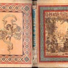 Libros antiguos: EL PENSIL DE LA NIÑEZ TOMO III (BASTINOS, 1866). Lote 126582011