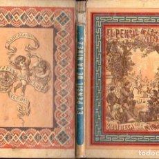 Libros antiguos: EL PENSIL DE LA NIÑEZ TOMO IV (BASTINOS, 1867). Lote 126582107