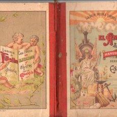 Libros antiguos: JOSÉ GONZÁLEZ PÉREZ : EL AMIGO DEL ARTESANO - MANUSCRITO PARA LAS ESCUELAS (VALENCIA, S.F.). Lote 127752067