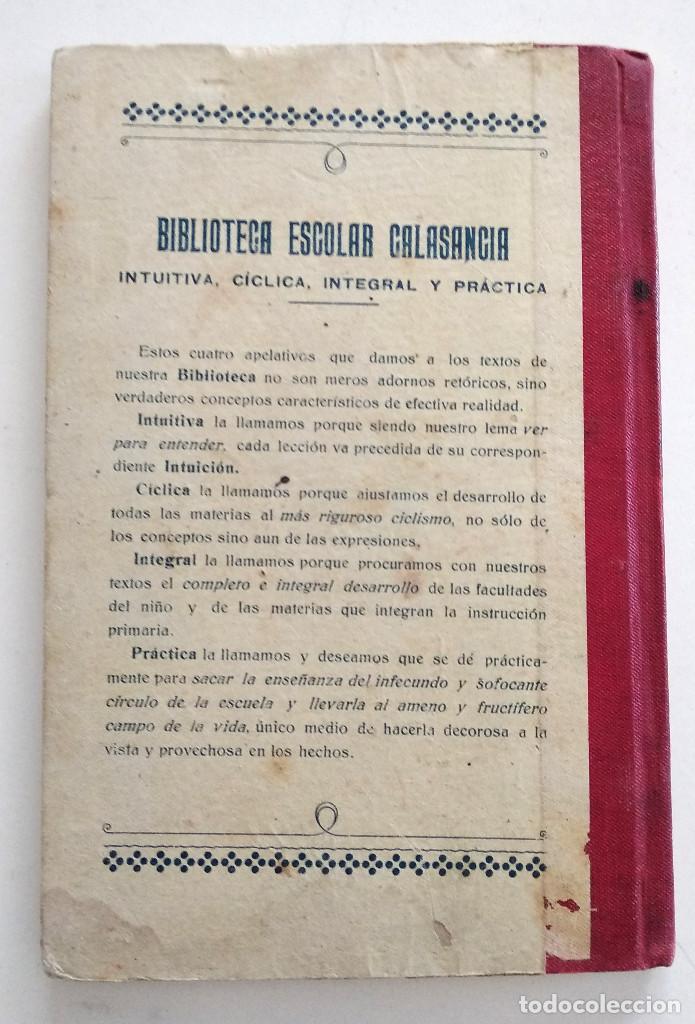 Libros antiguos: COMPENDIO Y EPÍTOME DE GEOMETRÍA - FERNANDO GARRIGÓS - BIBLIOTECA ESCOLAR CALASANCIA - VALENCIA 1918 - Foto 3 - 128247563