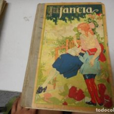 Libros antiguos: INFANCIA POR D. DALMAU CARLES. Lote 128974707