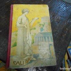 Libros antiguos: LIBRO ESCUELA EDITOR DALMAU PAGINAS SELECTAS. Lote 129283827