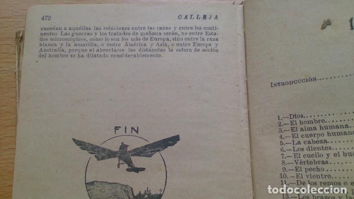 Libros antiguos: Libro antiguo Tesoro de Las Escuelas editorial Saturnino Calleja SA - Foto 7 - 129689379