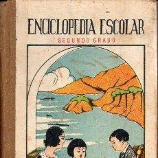 Livros antigos: ENCICLOPEDIA ESCOLAR SEGUNDO GRADO JUAN RUIZ ROMERO 1929. Lote 131270659