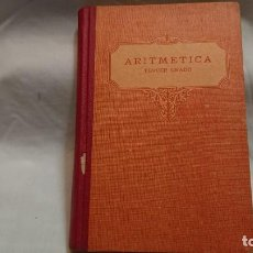 Libros antiguos: LIBRO DE TEXTO ARITMÉTICA TERCER GRADO - ED. F. T. D. LUÍS VIVES AÑO 1931 . Lote 132040786