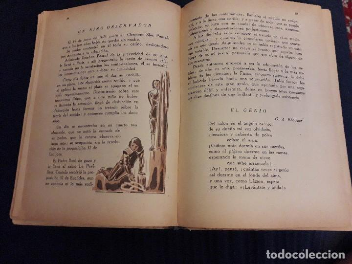 Libros antiguos: Frutos-lecturas escolares -Años 30 - Foto 3 - 132233386
