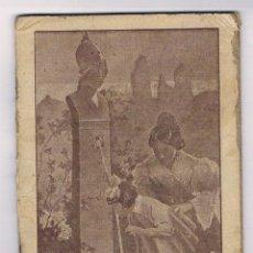 Libros antiguos: PROSODIA Y ORTOGRAFIA - POR D. LUIS PIEDRA - MUY CURIOSO. Lote 132718214