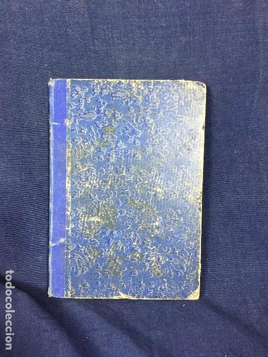 Libros antiguos: Lecciones Geografía comercial estadística Miguel Marcos Lorenzo cuaderno primero 1894 - Foto 2 - 133189686