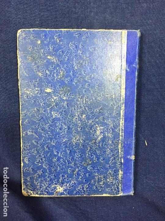Libros antiguos: Lecciones Geografía comercial estadística Miguel Marcos Lorenzo cuaderno primero 1894 - Foto 4 - 133189686