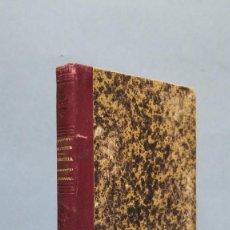 Libri antichi: ELEMENTOS DE TRIGONOMETRIA Y GEOMETRIA. FELIPE PICATOSTE. Lote 133363378