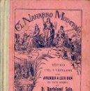Libros antiguos: BARTOLOMÉ SALA : EL NAHARRO MODERNO (RUIZ ROMERO, 1930). Lote 133563510