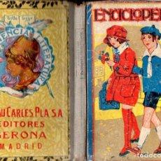 Libros antiguos: ENCICLOPEDIA CÍCLICO PEDAGÓGICA GRADO PREPARATORIO (DALMAU CARLES, 1933) . Lote 133836802