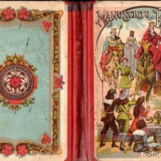 Libros antiguos: ROQUE GRAU Y RIERA : MANUSCRITO DEL PARVULITO 1935. Lote 133837410