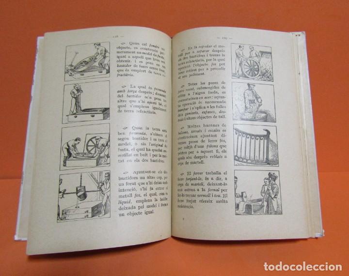 Libros antiguos: LA MÀ DE L'HOME MANUEL MARINEL-LO DIBUIXOS S. LLOBET 2ª EDICIÓ A.1934 EN CATALA EXCEL.LENT ORIGINAL - Foto 4 - 134423718