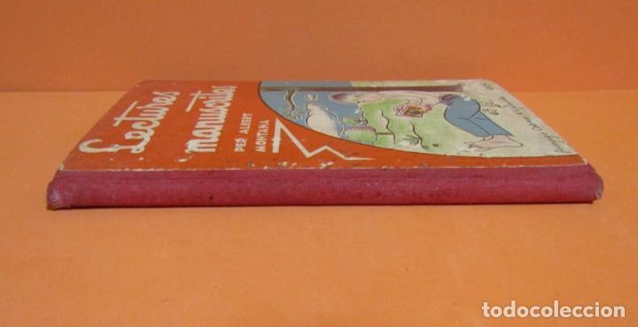 Libros antiguos: LECTURES MANUSCRITES -ALBERT MONTANA DIBUIXOS J. CAMINS 2ª EDICIÓ A.1933 EN CATALA ORIGINAL - Foto 2 - 134429690
