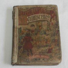 Libros antiguos: LECTURA DE VERSOS Y DE MANUSCRITOS - S. CALLEJA - MADRID. Lote 134840574