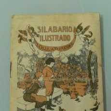 Libros antiguos: SILABARIO ILUSTRADO CALLEJA, CARTILLA TERCERA. Lote 136870162