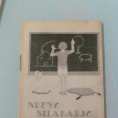 Libros antiguos: SILABARIO CALLEJA 1915. Lote 136870734