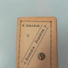 Libros antiguos: ECONOMIA DOMÉSTICA SATURNINO CALLEJA. Lote 136871506