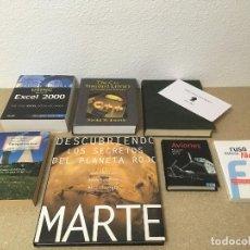 Libros antiguos: LOTE DE LIBROS VARIADOS. Lote 136918598