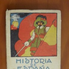 Libros antiguos: HISTORIA DE ESPAÑA EDITORIAL SATURNINO CALLEJA MADRID 1914. Lote 136971154