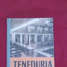 Libros antiguos: TENEDURIA - PRIMER GRADO - EDITORIAL EDELVIVES - 1963. Lote 137501290