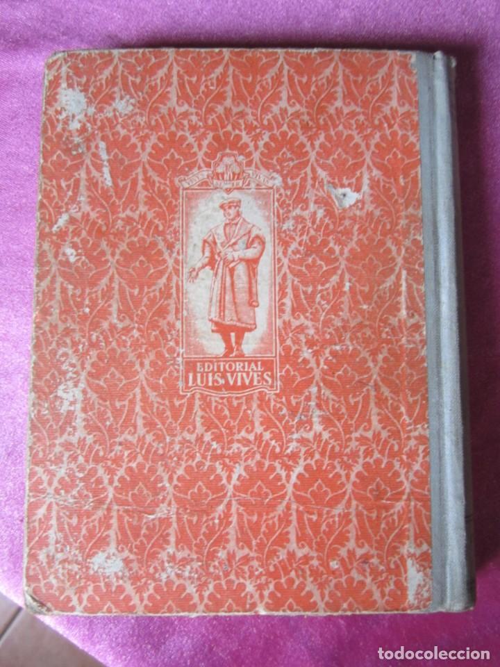 Libros antiguos: MATEMATICAS CUARTO CURSO. EDIT, LUIS VIVES - Foto 2 - 137986370