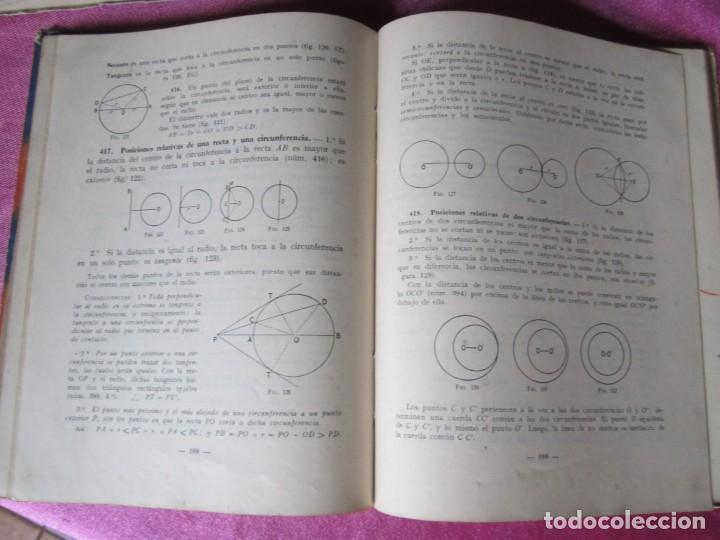 Libros antiguos: MATEMATICAS CUARTO CURSO. EDIT, LUIS VIVES - Foto 5 - 137986370