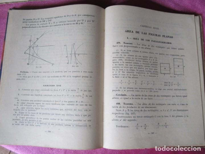 Libros antiguos: MATEMATICAS CUARTO CURSO. EDIT, LUIS VIVES - Foto 6 - 137986370