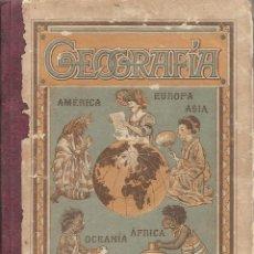 GEOGRAFIA PARA NIÑOS a.1925 E. PALUZIE